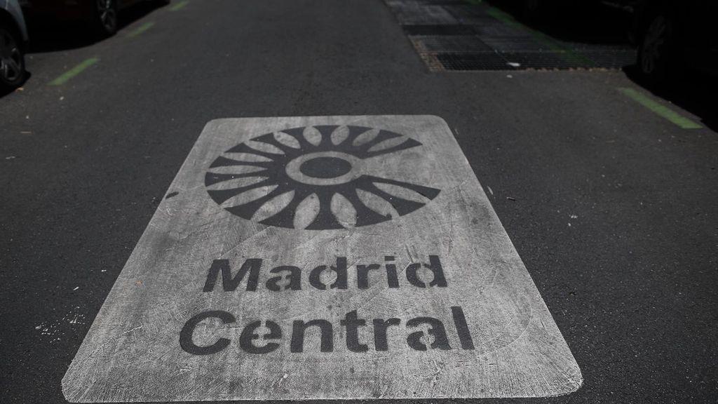 Acceder a Madrid Central a partir de este lunes y hasta finales de septiembre no conllevará multas pero sí avisos