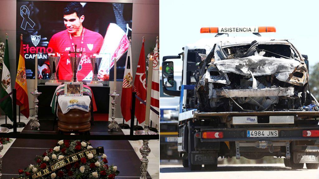 """El primo de Reyes se mantiene """"grave"""" en la UCI un mes después tras las heridas del brutal accidente"""