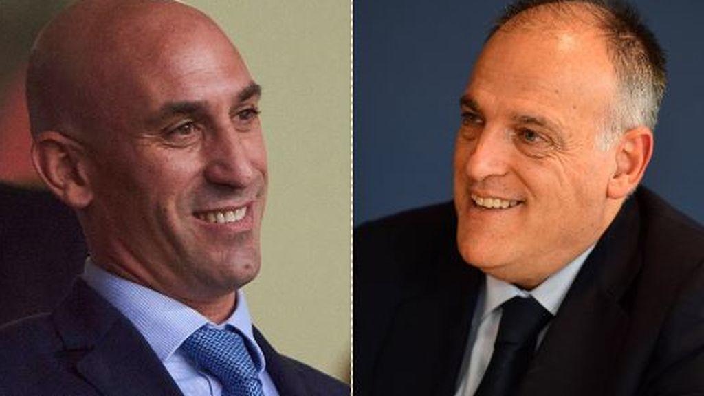 La RFEF y La Liga firmarán 'la paz' en el acuerdo de renovación del convenio