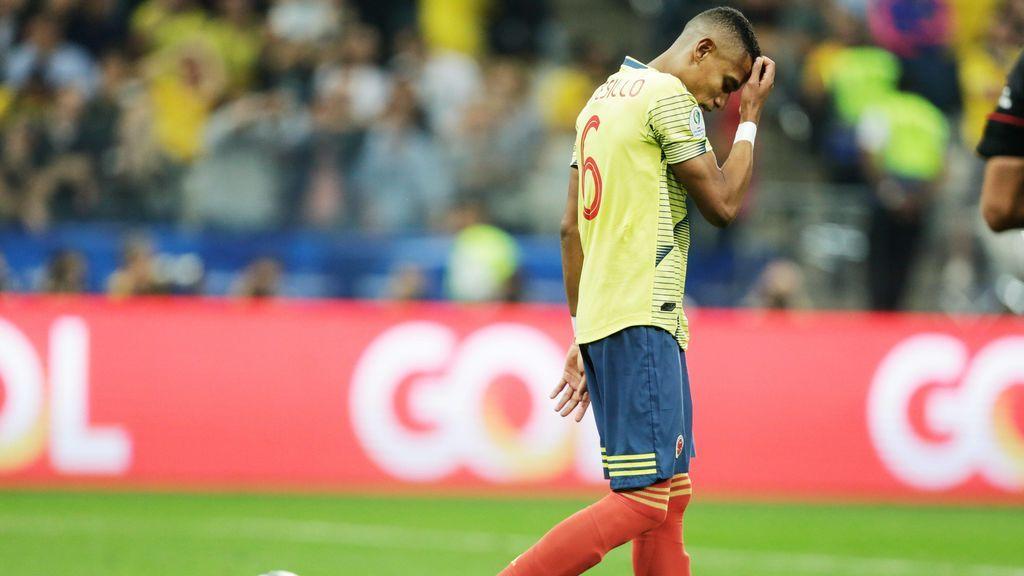 La familia de Tesillo teme que lo maten tras fallar el penalti que eliminaba a Colombia de la Copa América