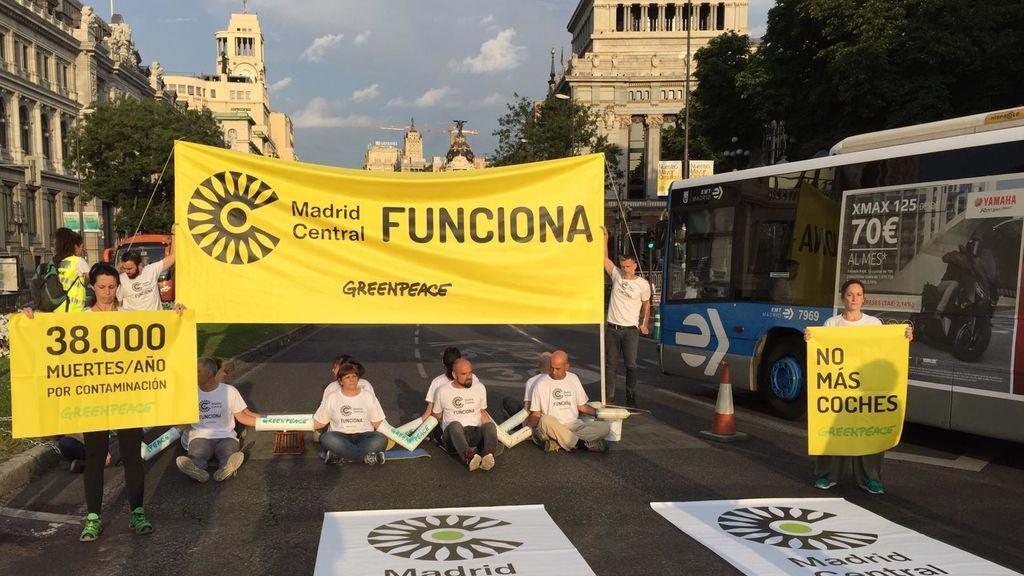 Madrid Central: el alcalde levanta las restricciones incluso a las áreas limitadas por anteriores alcaldes del PP