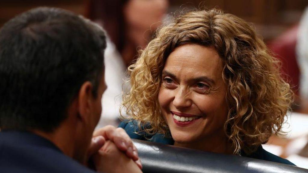 Sánchez y Batet en el Congreso