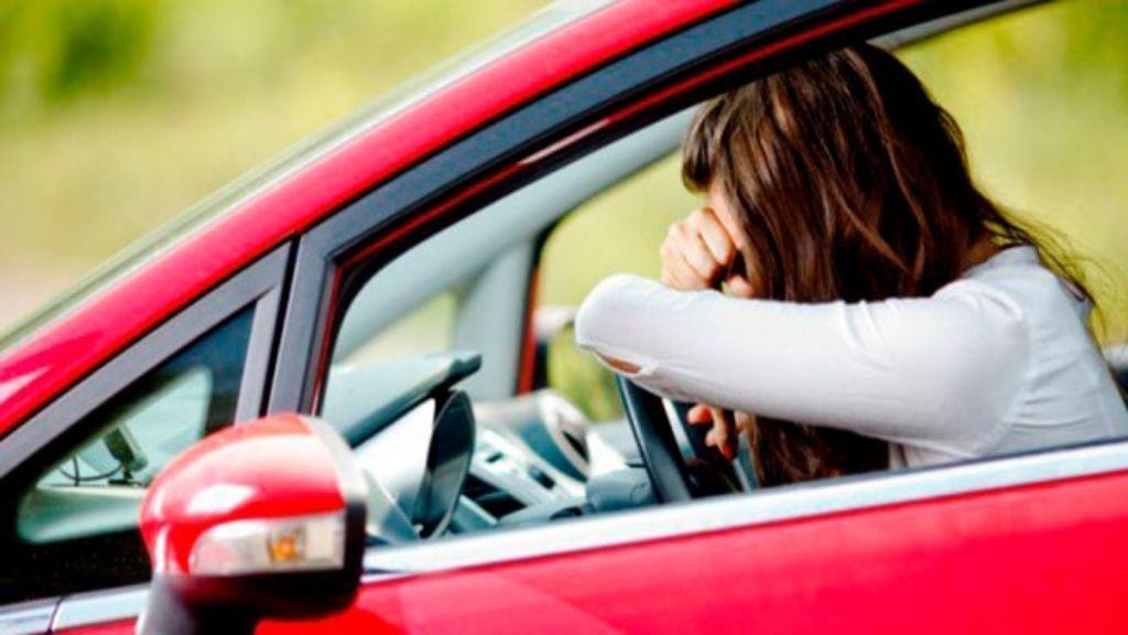 Amaxofobia o miedo irracional a conducir