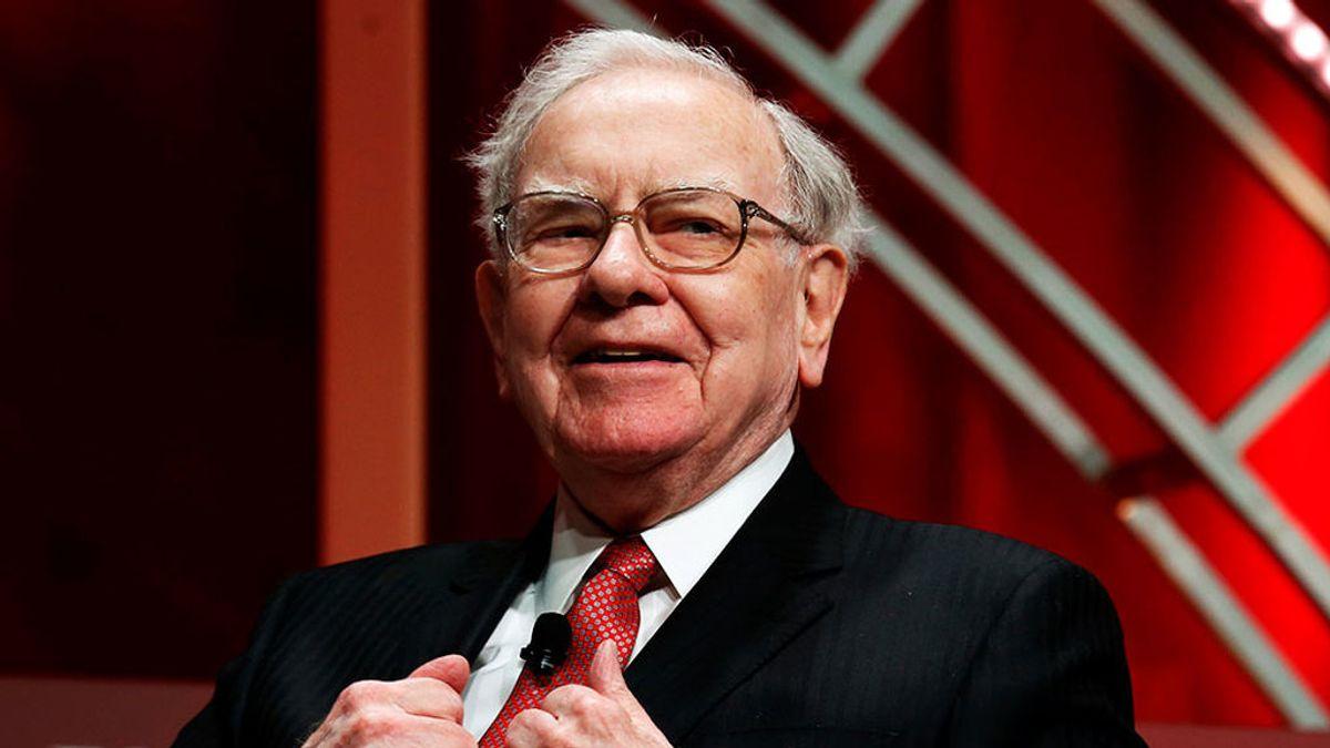 Buffett dona 3.600 millones de dólares en acciones a cinco fundaciones