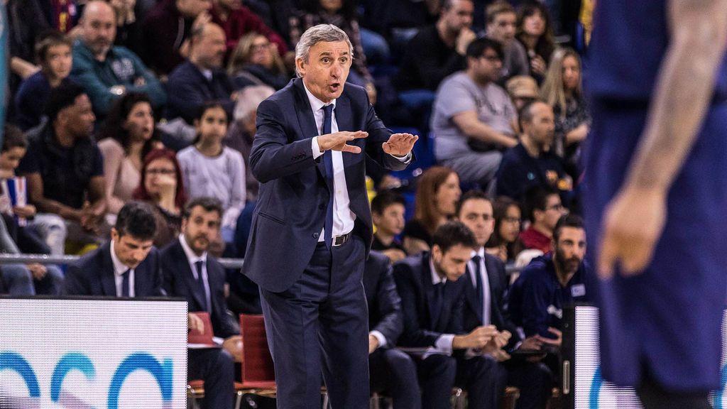 El Barça Lassa renueva a Svetislav Pesic dos temporadas más y seguirá vinculado al club hasta 2021