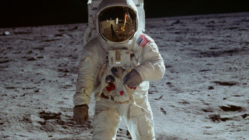 Llega a España `Apolo 11´, el nuevo documental con material inédito del primer viaje a la Luna