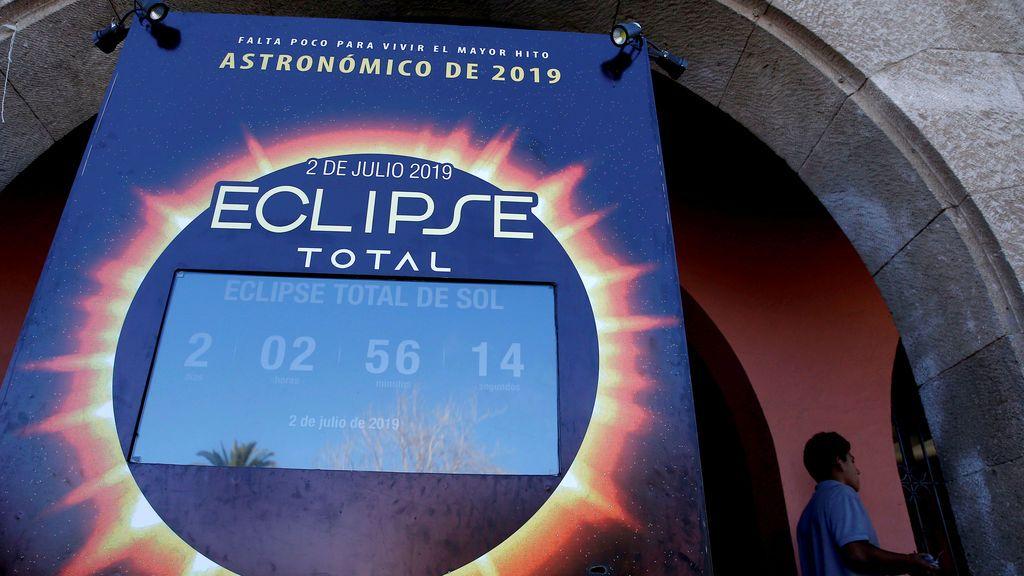 Julio dejará dos eclipses, uno de Sol el día 2 y otro de Luna el 16
