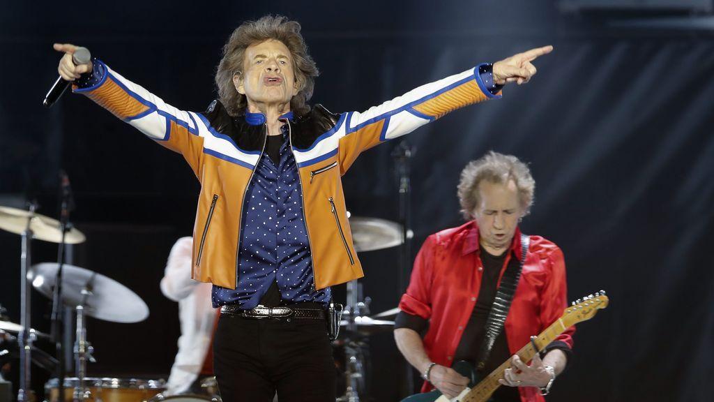 Los Rolling Stone tienen un nuevo integrante para proteger el corazón de Mick Jagger