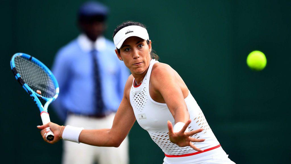 Sorprendente derrota de Muguruza en Wimbledon al caer en primera ronda ante la 121 del mundo
