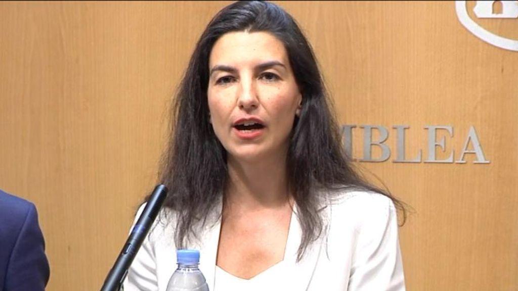Vox demuestra en Murcia su capacidad de bloqueo