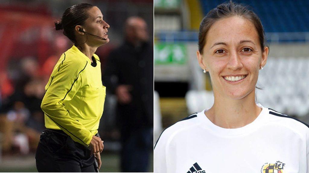 Guadalupe Porras Ayuso hace historia y se convierte en la primera árbitra que asciende a Primera división