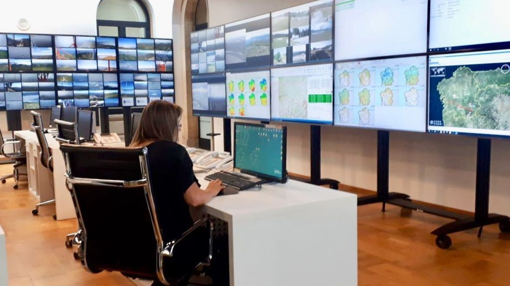 Galicia se sitúa a la vanguardia en la lucha contra los incendios