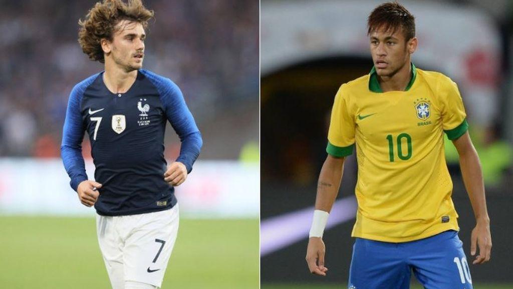 Valverde aprueba la incorporación de Neymar y Griezmann al Barça