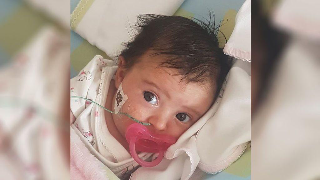 """Lanzan una campaña en Portugal para pagar """"el medicamento más caro del mundo"""" a un bebé"""