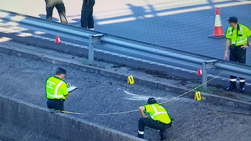 El CSI de la carretera esclarece más del 90% de los casos que investiga