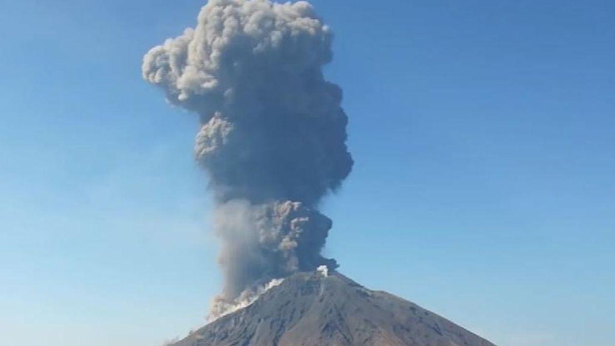 Al menos un muerto por la explosión del volcán italiano Stromboli