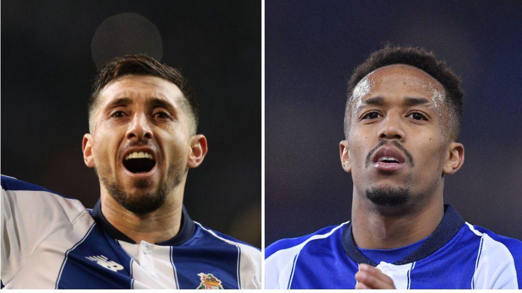 """""""Buena suerte hermano, pero ya sabes quien manda en Madrid"""", el mensaje de Militao a Herrera tras fichar por el Atleti"""