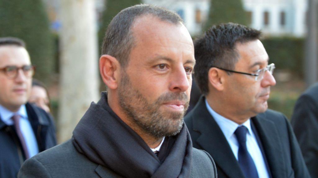 La Sala de Apelación de la Audiencia Nacional confirma la absolución de Sandro Rosell