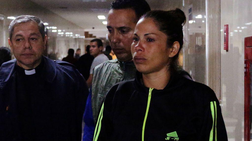 Adriana Parada, madre de Rufo