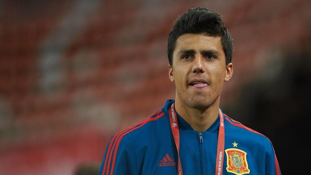Rodrigo, nuevo jugador del Manchester City tras el pago de los 70 millones de su cláusula
