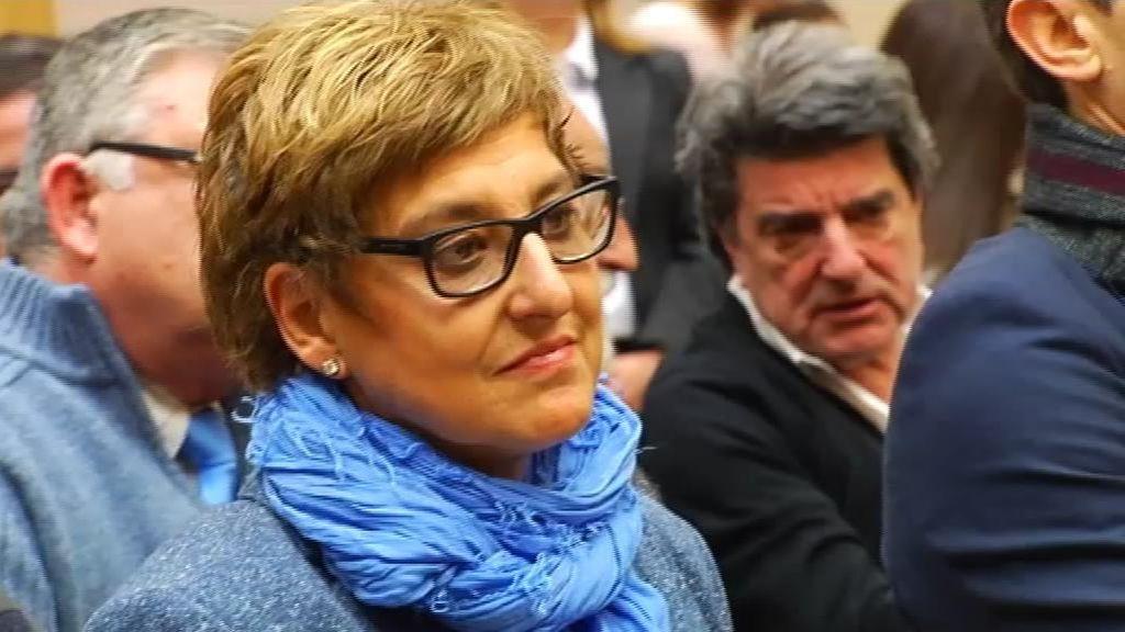 La exalcaldesa de La Muela, condenada a 16 años de cárcel por corrupción