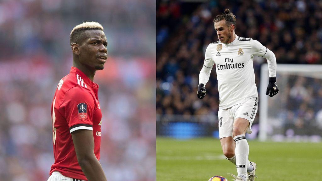Gareth Bale se recusa a entrar en la operación Pogba y se planta en el Real Madrid, según la SER