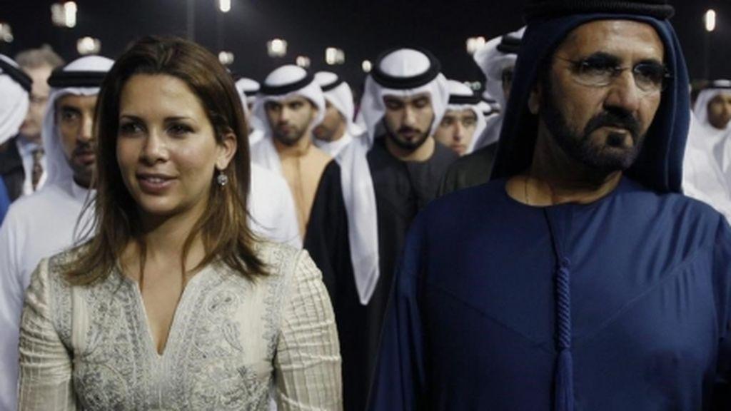La princesa Haya de Jordania pide el divorcio, teme por su vida y puede provocar un conflicto diplomático