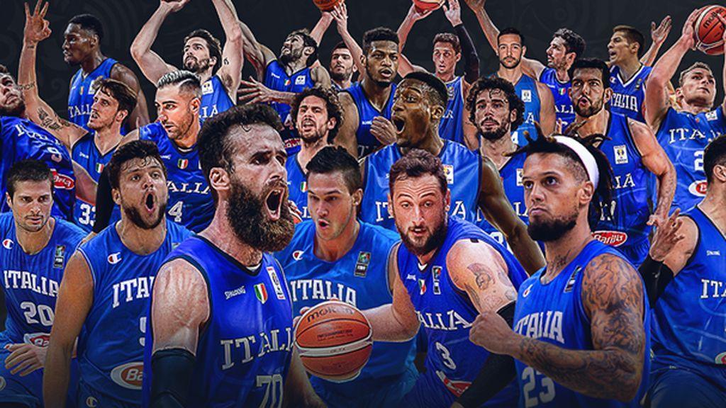 Belinelli y Danilo Gallinari formarán la dupla más temible de Italia para la Copa del Mundo FIBA