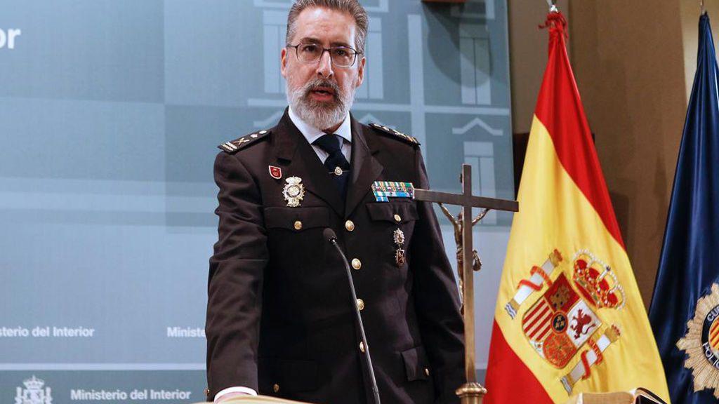 """El jefe antiterrorista de la Policía alerta sobre el yihadismo: """"Es cuestión de tiempo, nos volverá a golpear"""""""