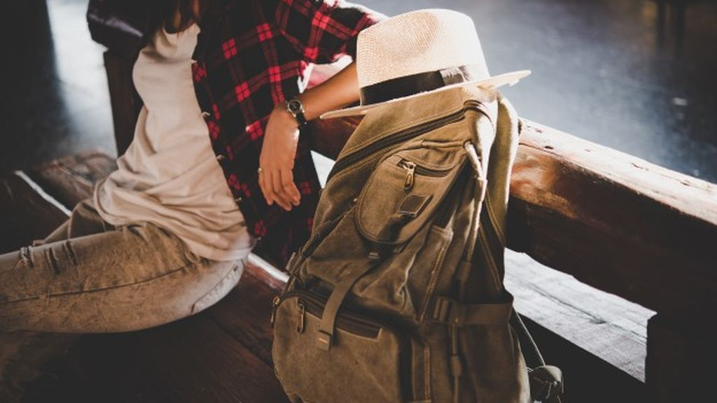 Los viajeros más experimentados también sufren imprevistos