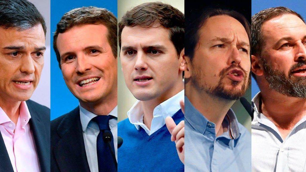 Suspenden todos:  La preocupación por los políticos en el máximo histórico