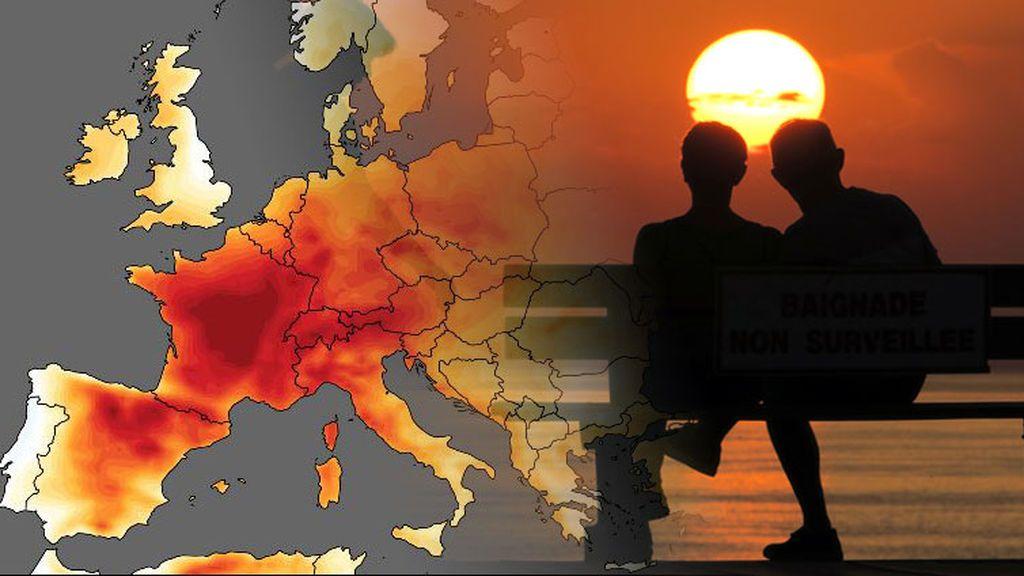 Junio ha sido el más caluroso de la historia desde que se tienen registros
