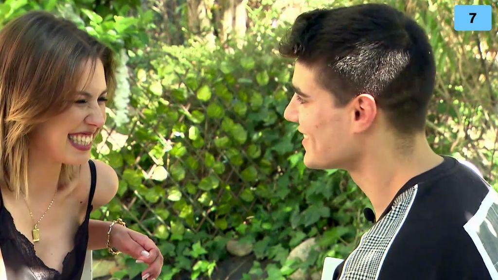 La decisión final: Julen se olvida de Violeta con otra chica (1/2)