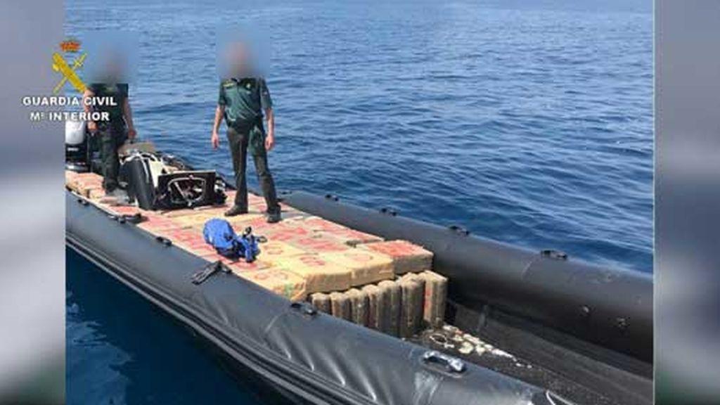 Detenido un capitán de la Guardia Civil de Algeciras por su vinculación con el narcotráfico