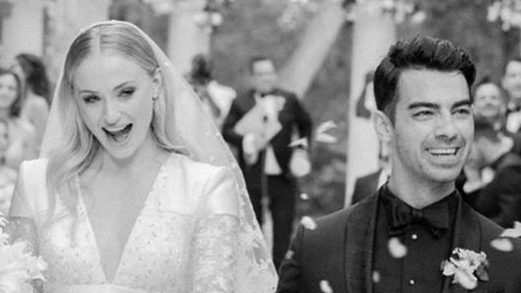 Aciertos y errores de la boda de Sophie Turner y Joe Jonas