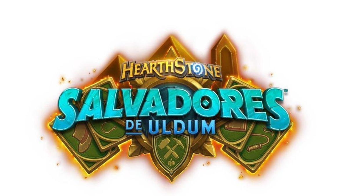 La nueva expansión de Hearthstone se llama  Salvadores de Uldum