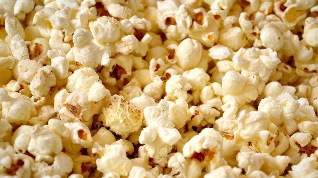 Las palomitas de maíz, fuente de salud