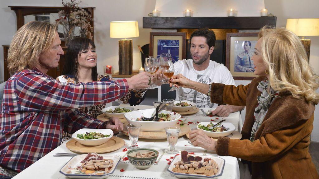 'Ven a cenar conmigo. Gourmet Edition' cierra su séptima edición con Canales Rivera como anfitrión