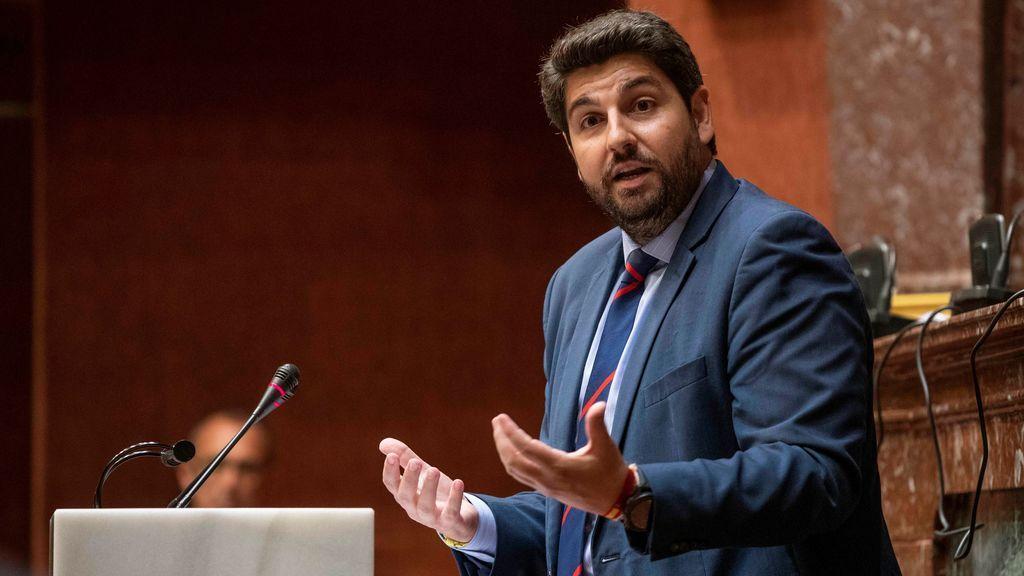 Vox rompe en Murcia con el PP y Ciudadanos y abre la puerta al 'no' en Madrid