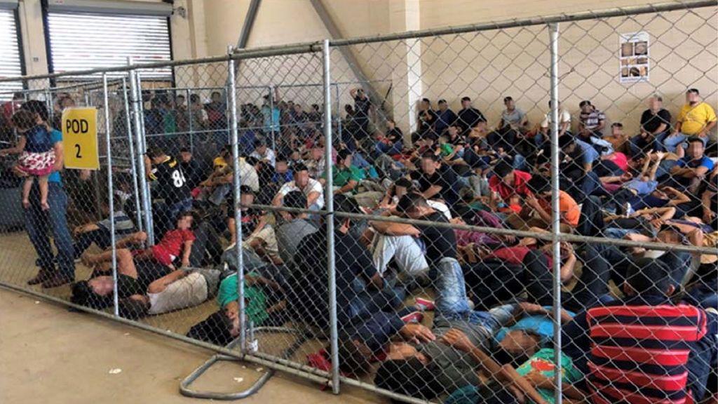 """Trump asegura que los migrantes ilegales viven """"mucho mejor"""" en los centros de detención que en sus países"""