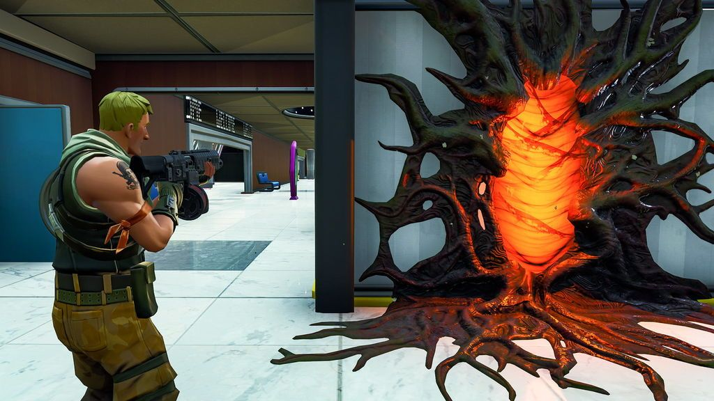 Stranger Things se cuela en Fortnite para celebrar su tercera temporada