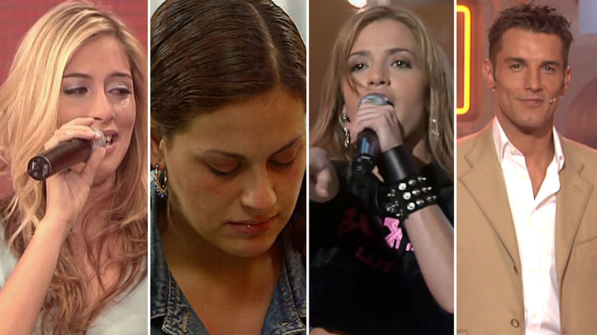 Los siete momentazos de 'Popstars: todo por un sueño' que hicieron historia en Telecinco