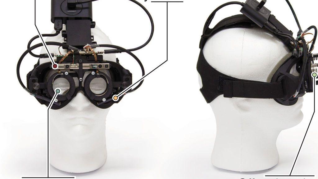 Así es el prototipo de las gafas autofocales