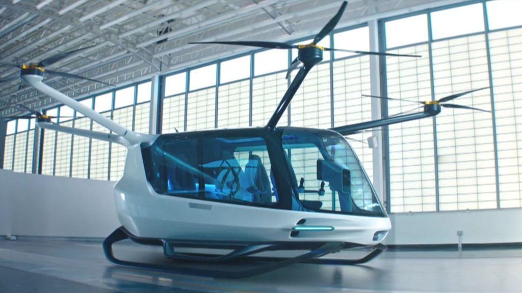 El coche volador que fabrica BMW y que podría estar disponible en 2021