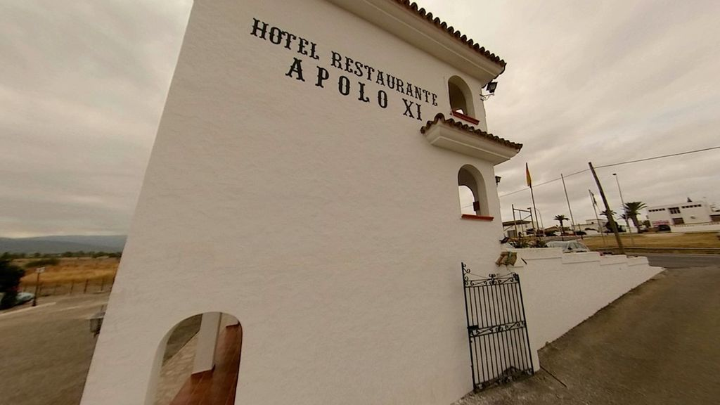 El 'Apolo XI' llegó a la vez a la Luna y a un pueblo de Cádiz