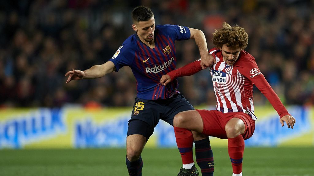 El Atlético carga contra el Barça y Griezmann en un comunicado a insta al jugador a acudir al próximo entrenamiento rojiblanco