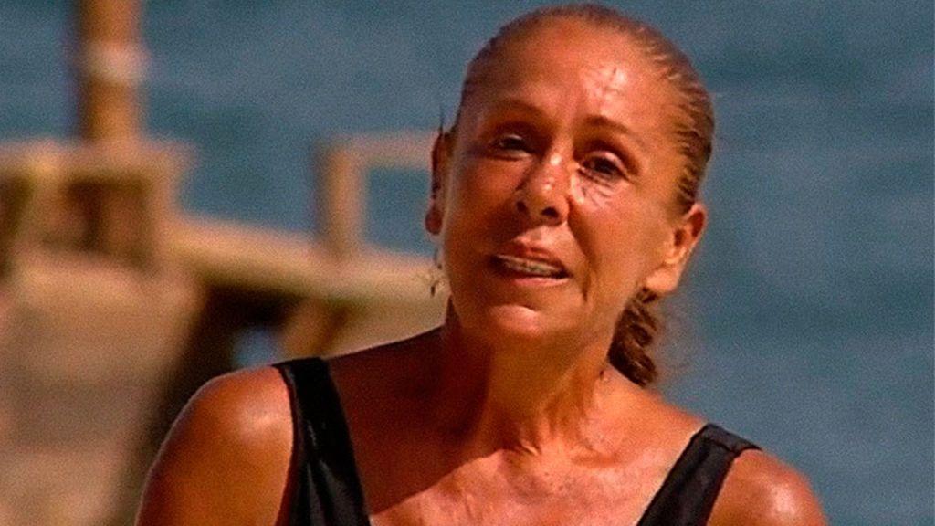 ¿Qué problema de salud ha sacado a Isabel Pantoja de 'Supervivientes' en la recta final?