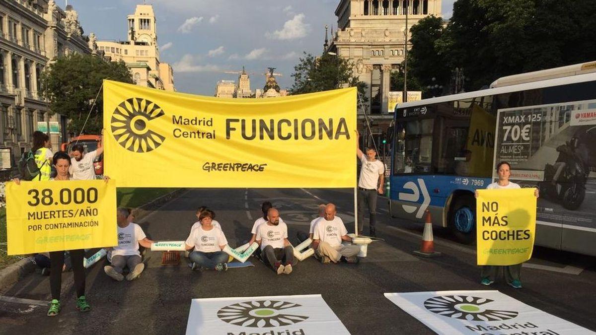 """El juez reactiva Madrid Central porque para reparar un """"daño ambiental grave"""""""