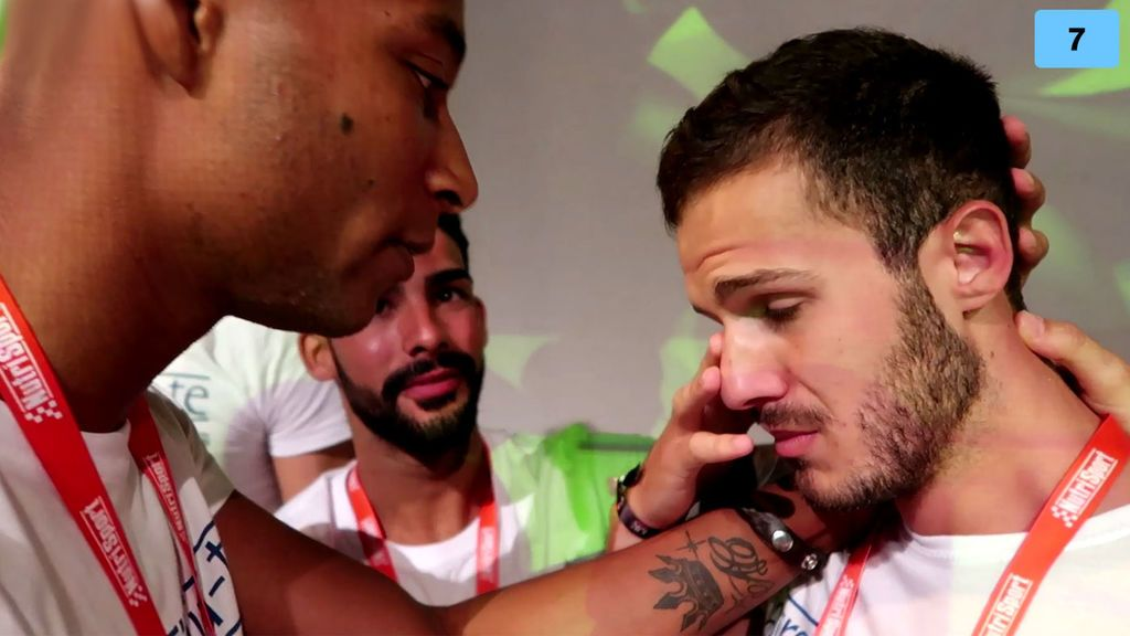 Capítulo 3: Míster Almería rompe a llorar durante su sesión con la coach