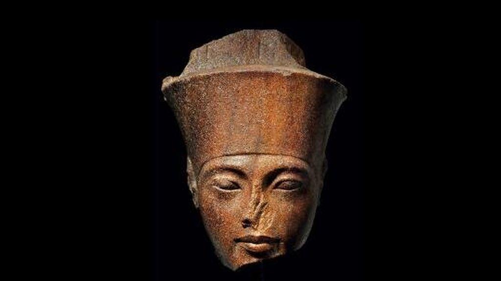 Egipto pierde la batalla contra Londres: se subasta un busto de Tutankamón